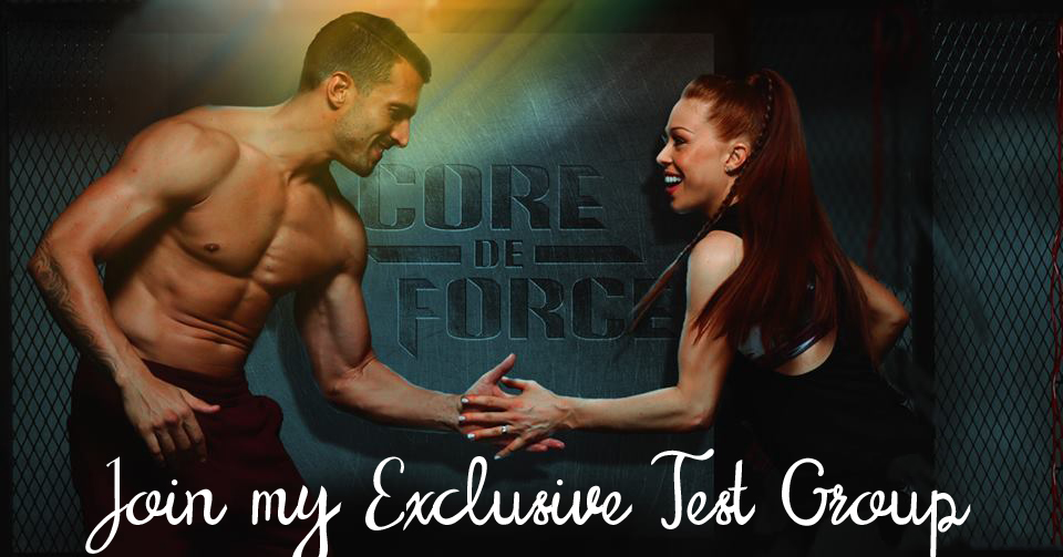 Fight for Fit: Core de Force Test Group