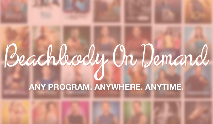 Beachbody On Demand: Workout Anywhere, Anytime.