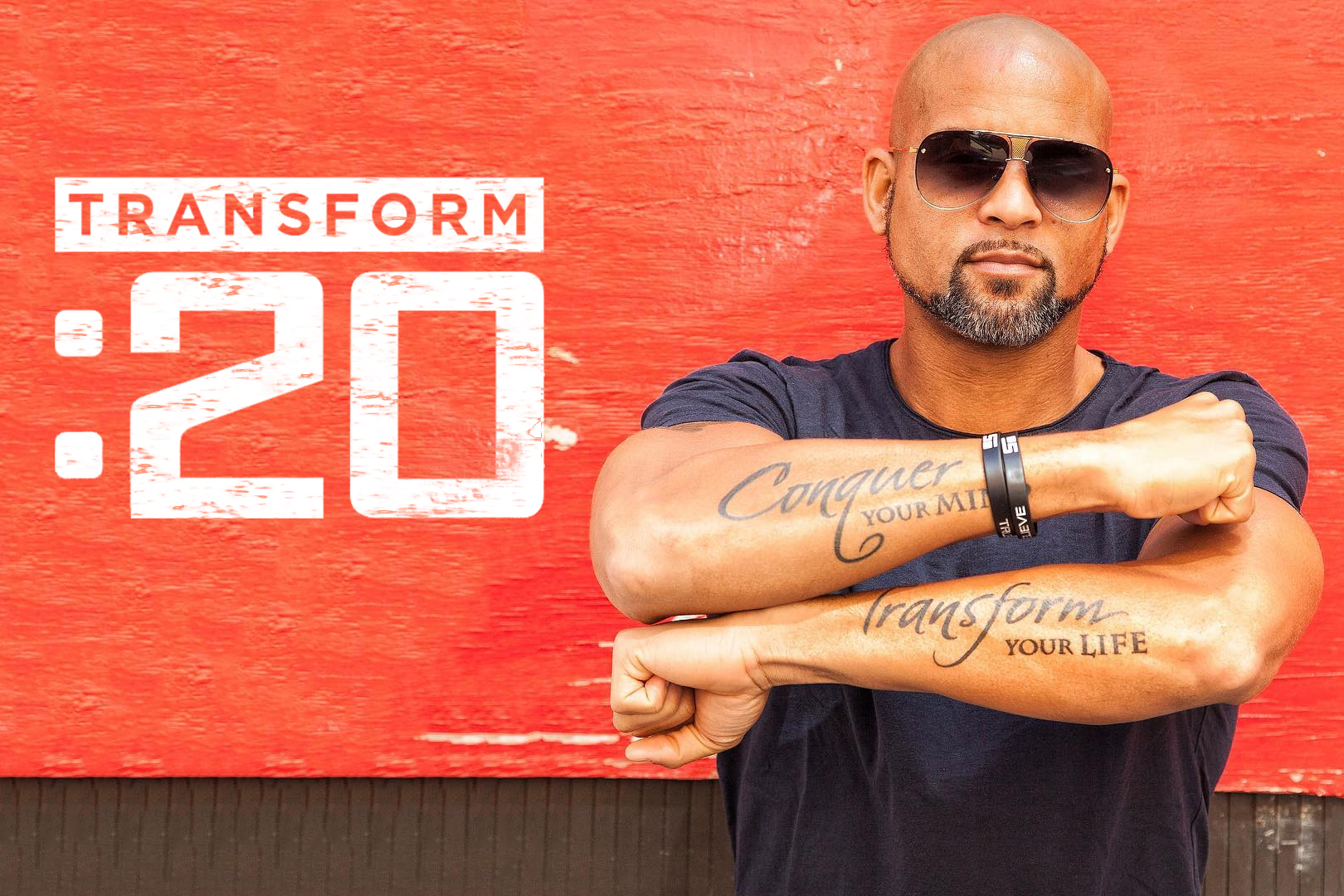 Transform :20 New Beachbody Workout with Shaun T Coming 2019